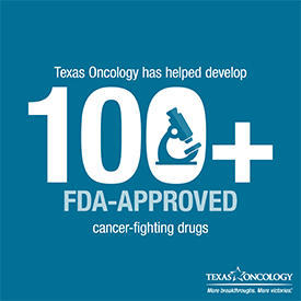 Clinical Trials and Cancer Research | Texas Oncology