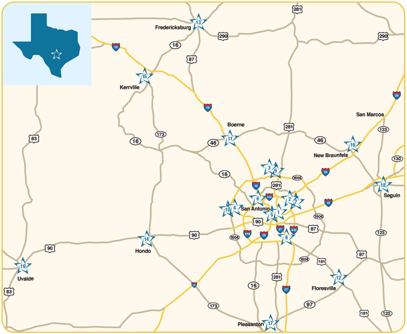 Texas Oncology in San Antonio