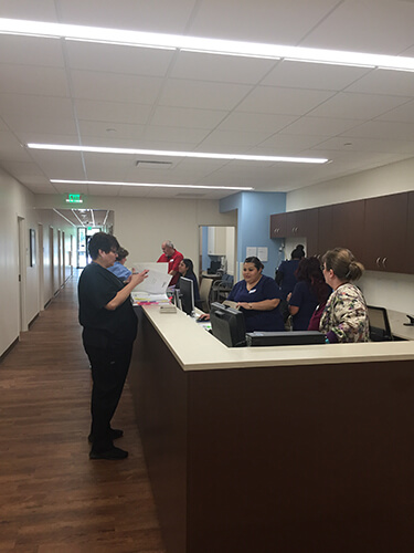 New Comprehensive Care Center in San Antonio   Texas Oncology